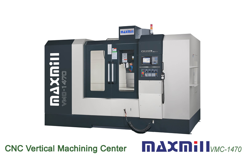 CNC Vertical Machining Center MAXMILL VMC-1470